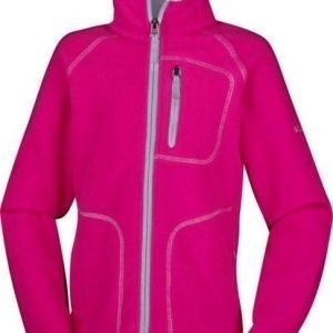 Columbia Fast Trek II Jr Jacket Pink XS