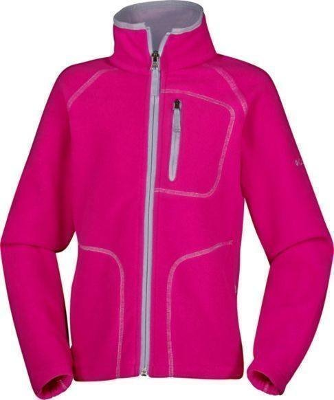 Columbia Fast Trek II Jr Jacket Pink XXS