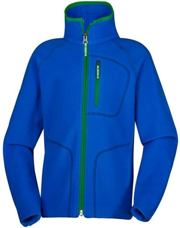 Columbia Fast Trek II Jr Jacket Sininen S