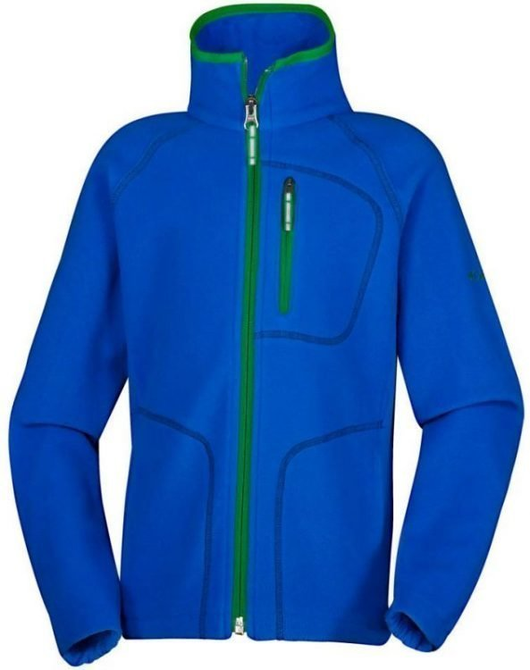 Columbia Fast Trek II Jr Jacket Sininen XL