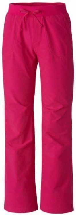 Columbia Five Oaks Girl's Pant Pink M