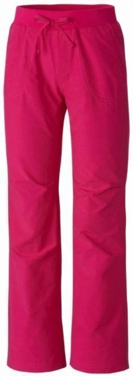 Columbia Five Oaks Girl's Pant Pink XL