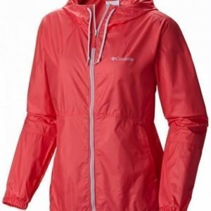 Columbia Flash Forward Windbreaker Women Punainen L