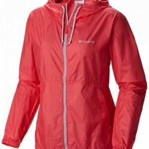 Columbia Flash Forward Windbreaker Women Punainen S