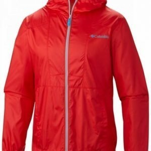 Columbia Flashback Windbreaker Punainen XL