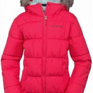Columbia Gyroslope Girl's Jacket Punainen L