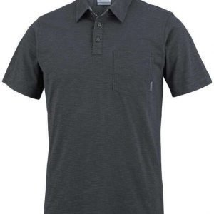 Columbia Lookout Point Polo Musta XXL