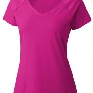 Columbia Saturday Trail SS Women Pink L