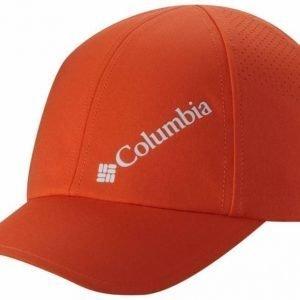 Columbia Silver Ridge Ball Cap II Punainen