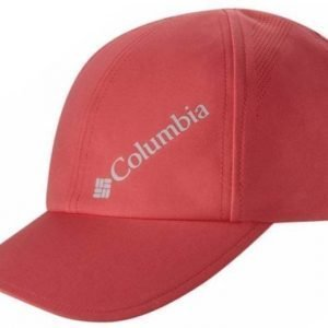 Columbia Silver Ridge Ball Cap Women Punainen