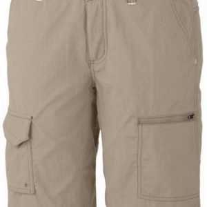 Columbia Silver Ridge Cargo Shorts Women Fossil 12