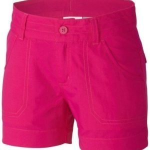 Columbia Silver Ridge III Girls Short Pink XL
