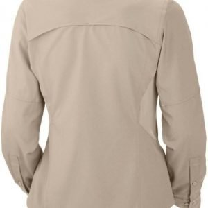 Columbia Silver Ridge LS Shirt Women Fossil L