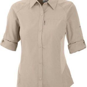 Columbia Silver Ridge LS Shirt Women Fossil S