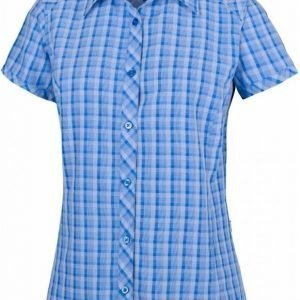 Columbia Surviv-elle II SS Shirt Sininen M