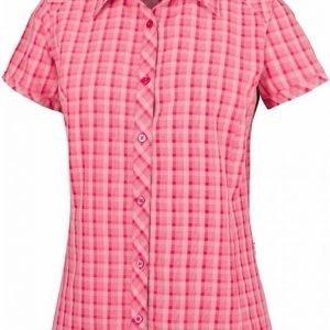 Columbia Surviv-elle II SS Shirt Vaaleanpunainen XL