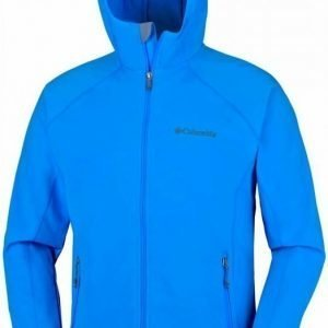 Columbia Whisper Creek Softshell Sininen M