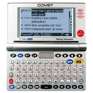 Comet Multi 13 puhuva kielenkääntäjä