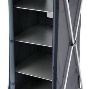 Compact 5 shelf cupboard