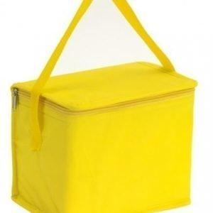 Cooler bag Celsius kylmälaukku keltainen
