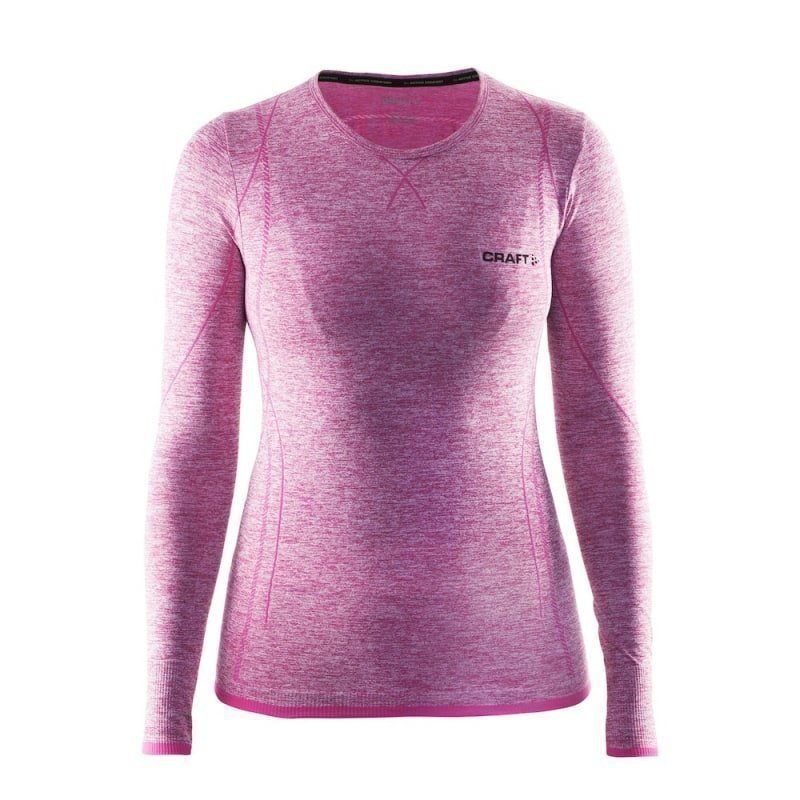 Craft Active Comfort Rn Ls W XS Smoothie
