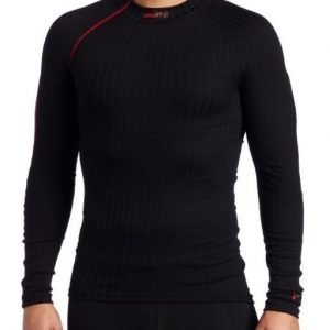 Craft Active Extreme Crewneck miesten aluspaita musta/punainen