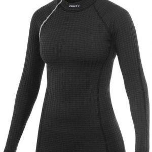 Craft Active Extreme Crewneck naisten aluspaita musta/platina