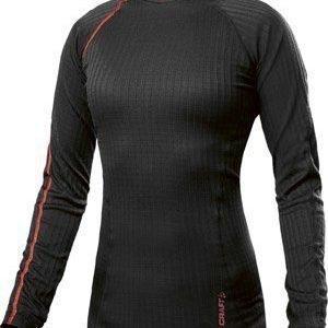 Craft Active Extreme Crewneck naisten aluspaita musta/pun