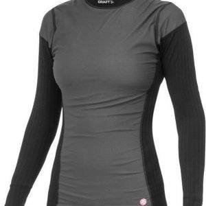 Craft Active Extreme WS naisten aluspaita musta/platina