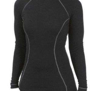 Craft Active Full Crewneck naisten aluspaita musta