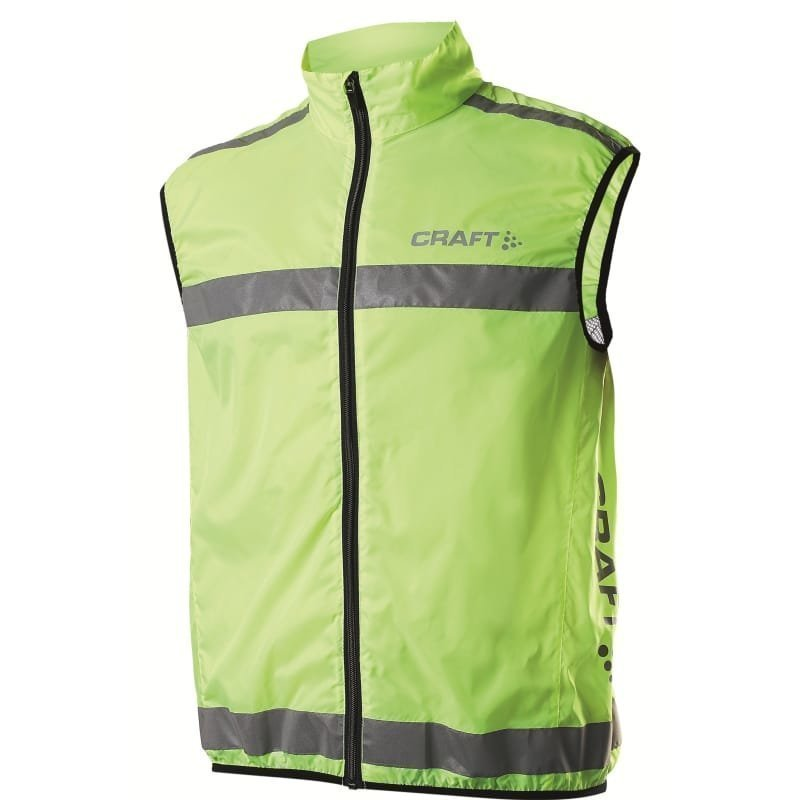 Craft Active Run Safety Vest XXL Neon