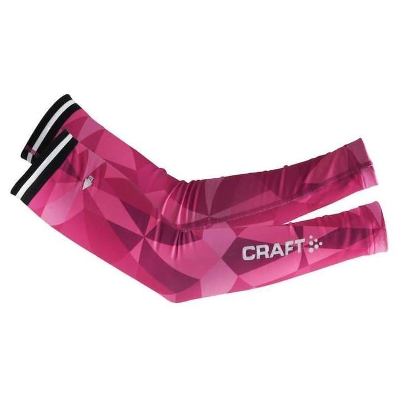 Craft Arm Warmer M/L P Geo Pop