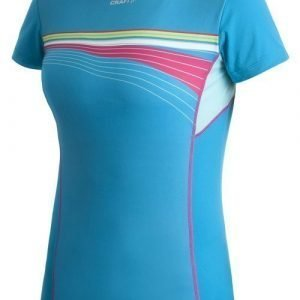 Craft COOL TEE WITH MESH Wmn UPF 50+