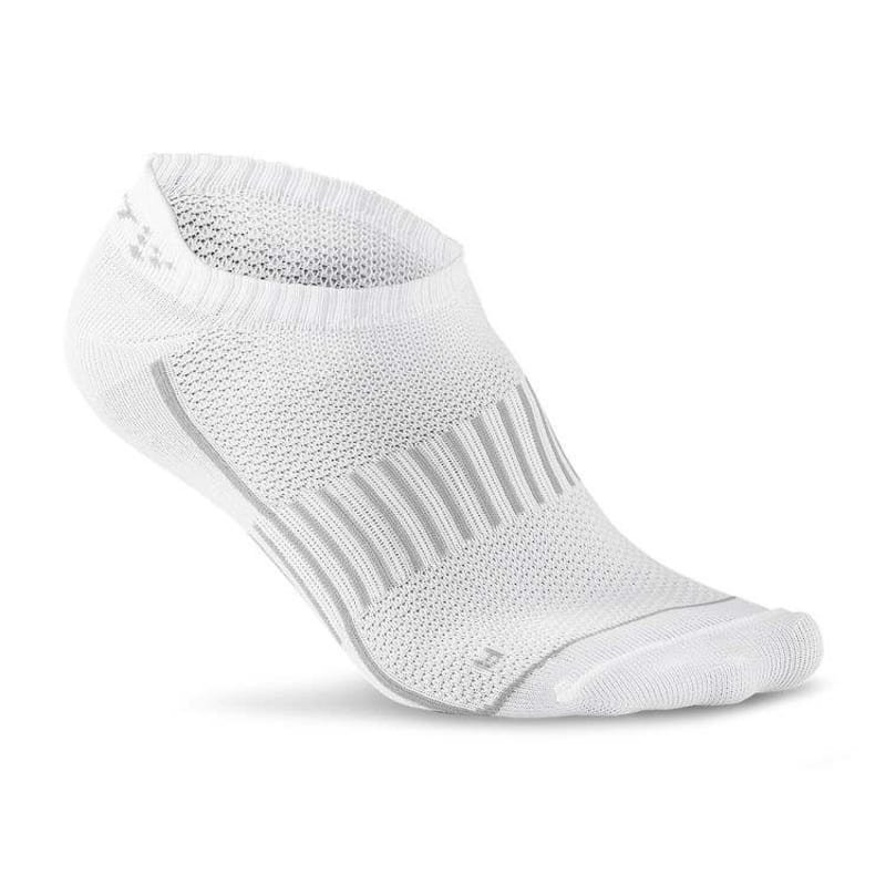 Craft Cool 2Pac Sl Sock 34/36 White
