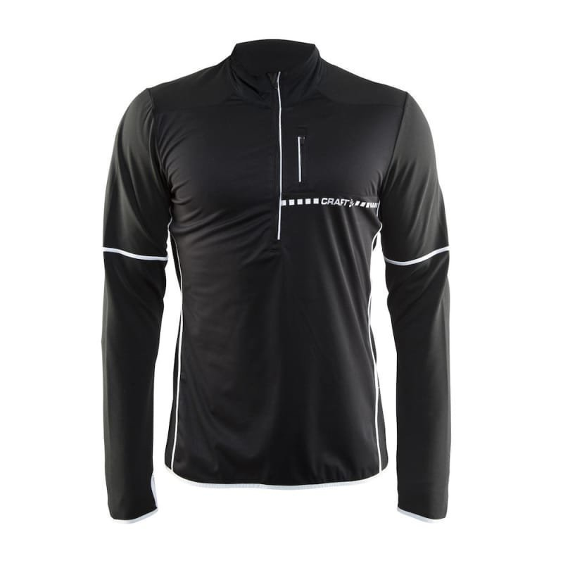 Craft Cover Thermal Wind Top Men's S Black