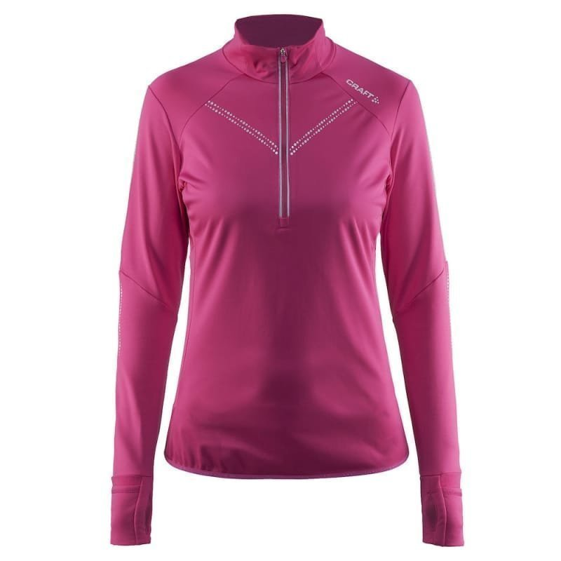Craft Cover Thermal Wind Top Women's XS Smoothie/Pop