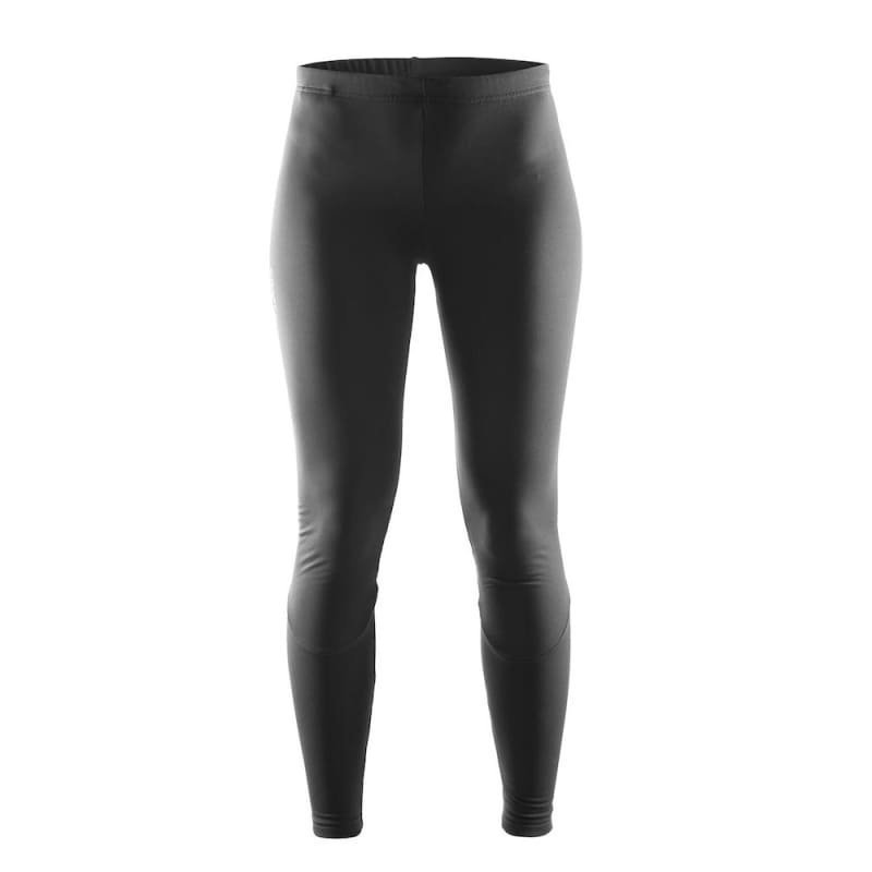 Craft Delight Winter Tights Women's XS Black