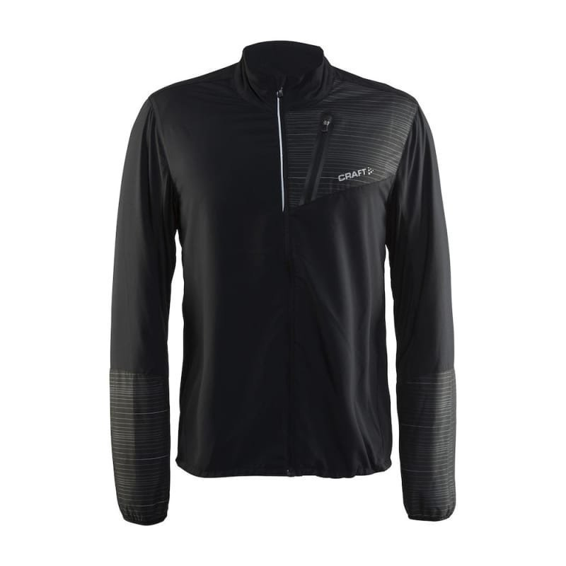 Craft Devotion Jacket Men's L Black/Reflective