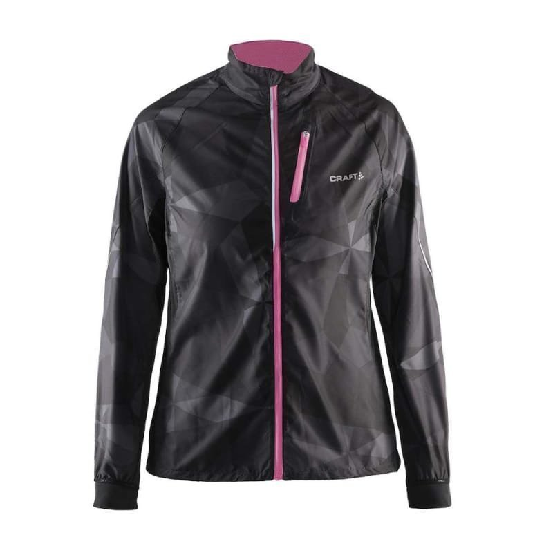 Craft Devotion Jacket Women's M P Geo Black