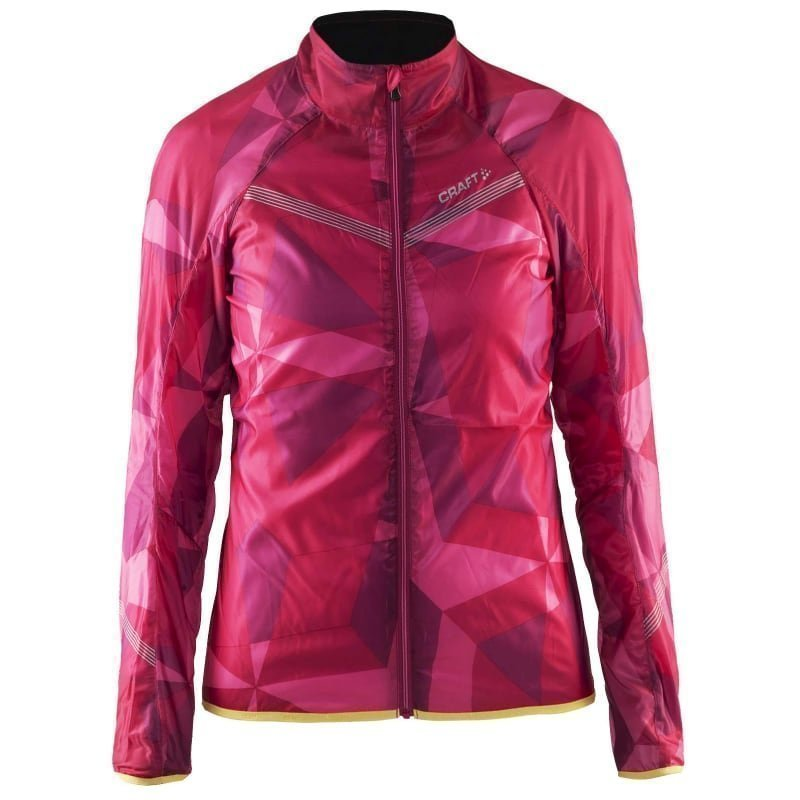 Craft Featherlight Jacket W L P Geo Pop