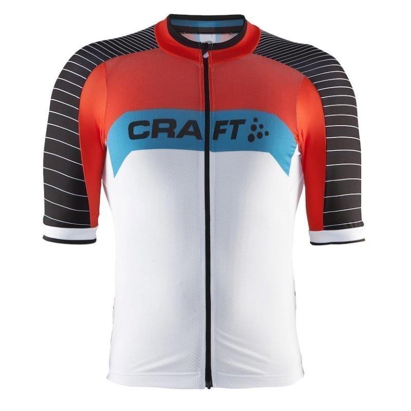 Craft Gran Fondo Jersey M L White