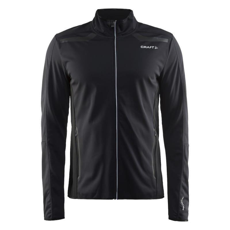 Craft Intensity Softshell Jacket M M Black