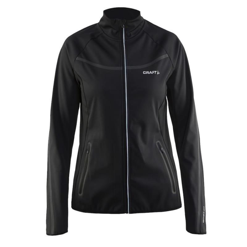 Craft Intensity Softshell Jacket W M Black