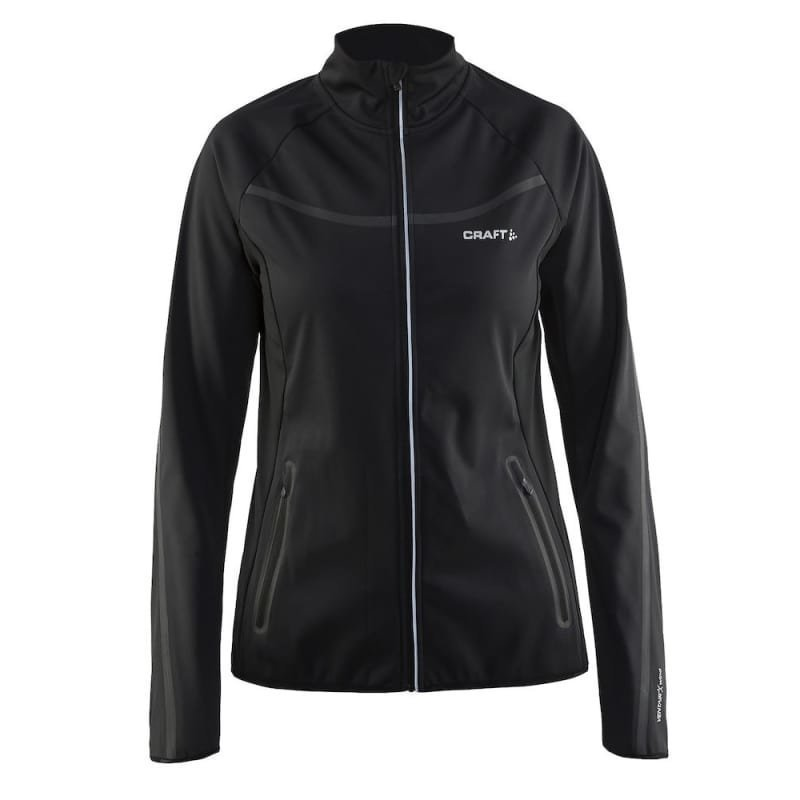 Craft Intensity Softshell Jacket W S Black
