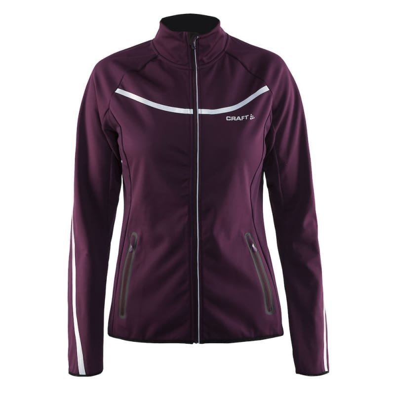 Craft Intensity Softshell Jacket W S Space/Silver