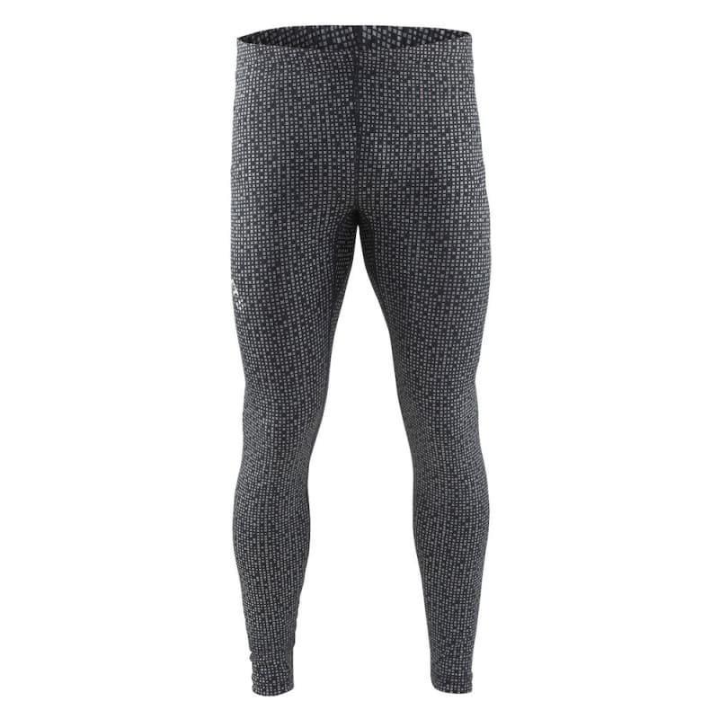 Craft Mind Reflective Tights Men's XL Black/Reflective