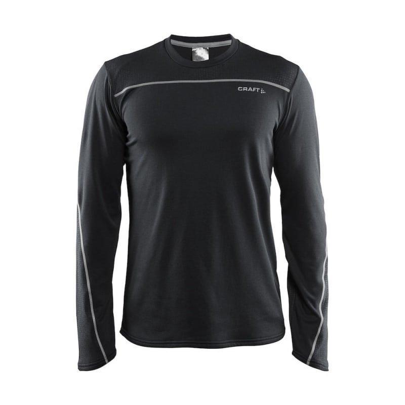 Craft Mind Roundneck Sweat Men's XL BLACK MELANGE/PLATINUM