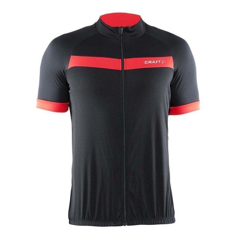 Craft Motion Jersey M M Black/Red