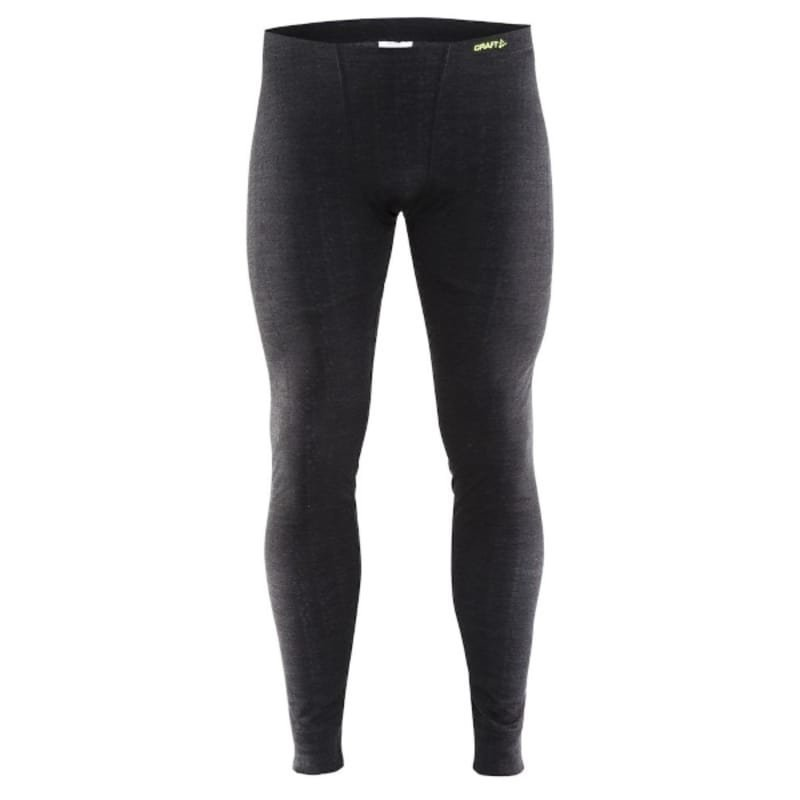 Craft Nordic Wool Pants M L Deep/Grey Melange/Vega