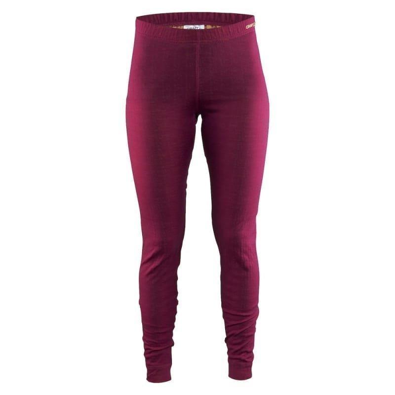 Craft Nordic Wool Pants W XL Smoothie/Shine